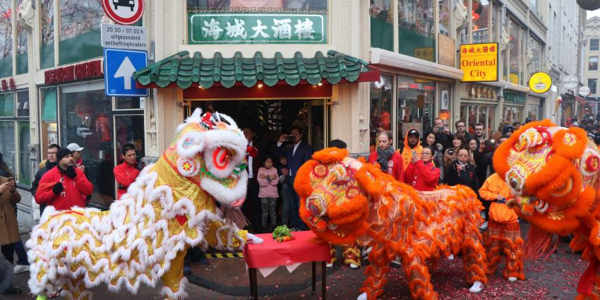 Chinees luiden 2020 in