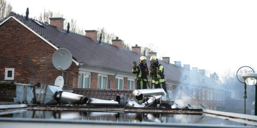 Foto van keukenbrand in restaurant | Aneo Koning | www.fotokoning.nl