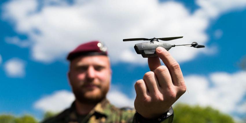 Defensie schaft minidrones aan