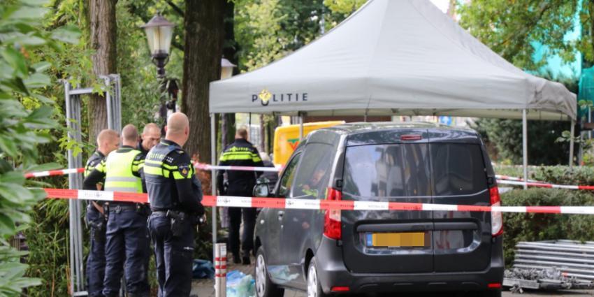 Motoragent schiet verdachte neer in Amsterdam