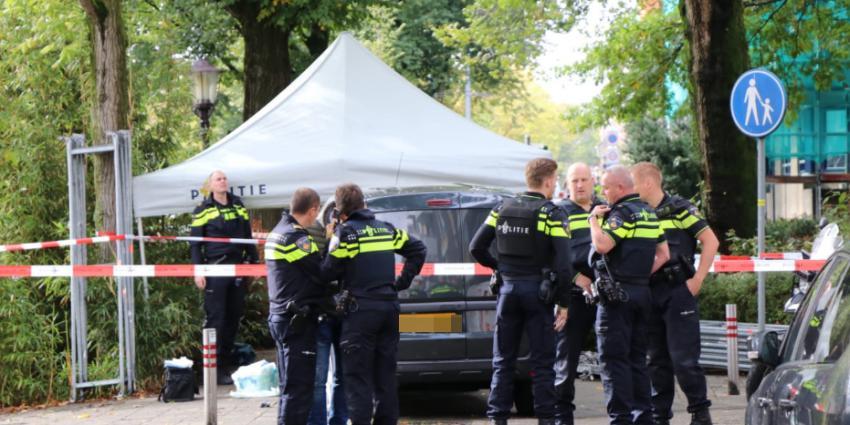 politie-afzetlint-schietincident
