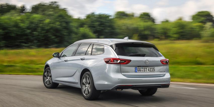 Nu al 100.000 orders voor nieuwe Opel Insignia