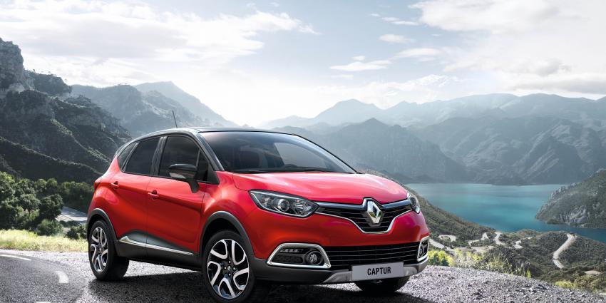 Renault introduceert de Capture Xmod uitvoering