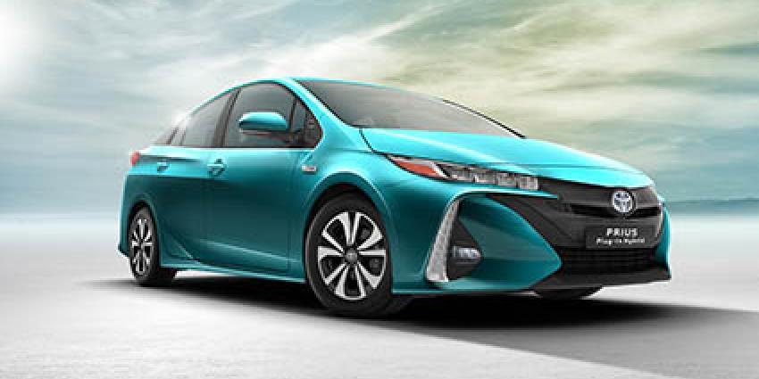 Nieuwe Toyota Prius Plug-in Hybrid: de écht zuinige Plug-in
