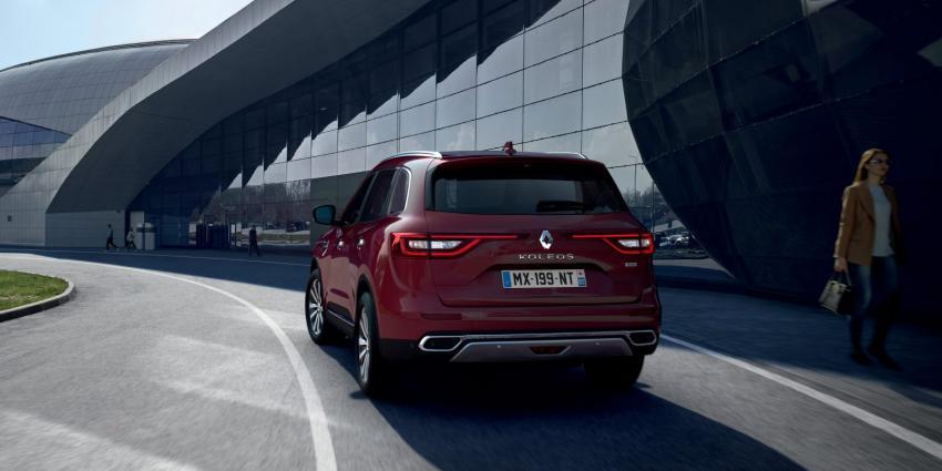 De nieuwe Renault Koleos