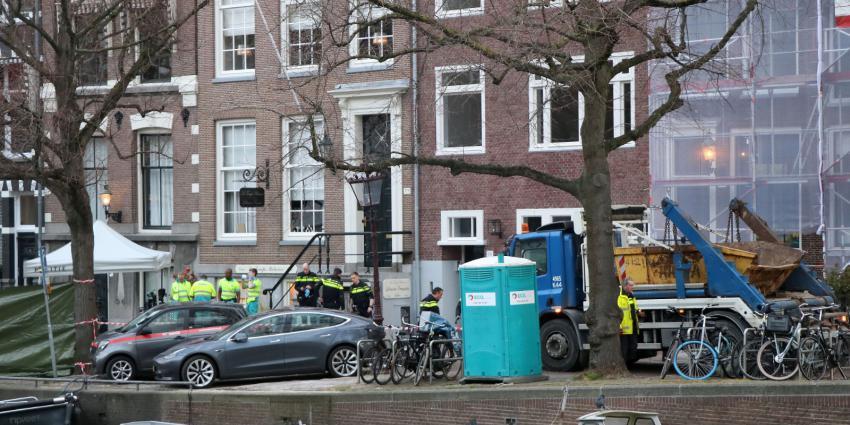 Ongeval op Keizersgracht