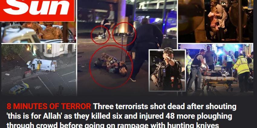 Londen opgeschrikt door nieuwe terroristische aanslag