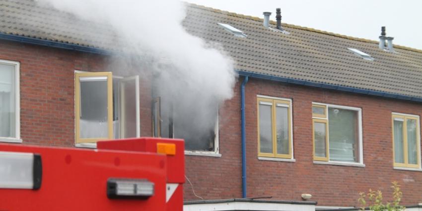 Foto van woningbrand in Delfzijl | MV