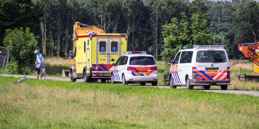 Wielrenner gewond in Vlaardingen