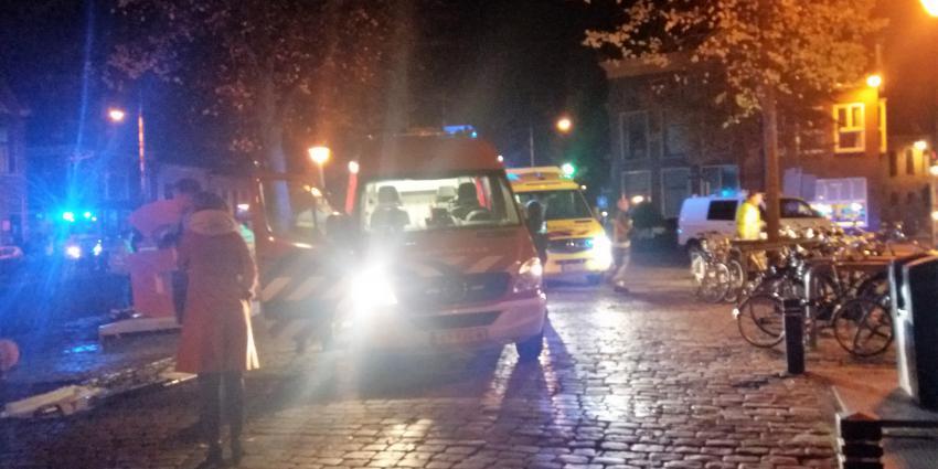 Vrouw uit water gehaald in Groningen