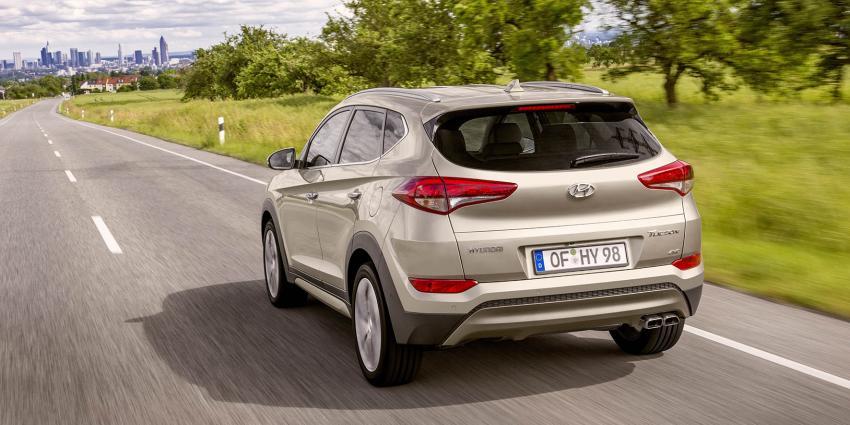 Nieuwe Hyundai Tucson overtreft de verwachting
