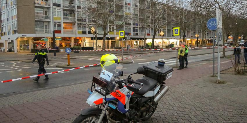 Opnieuw plofkraak in Amsterdam