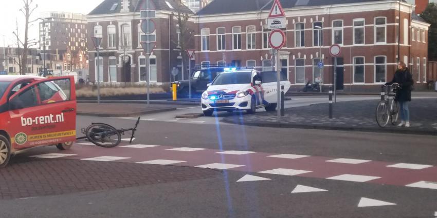aanrijding in Groningen