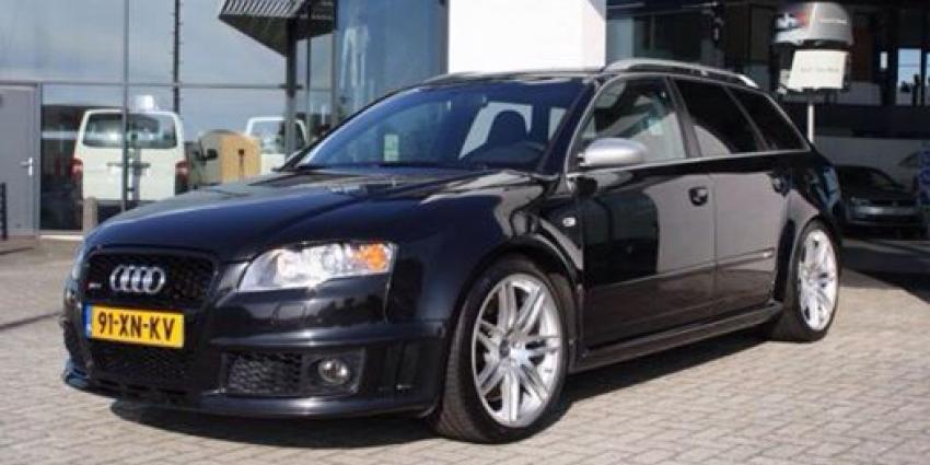 Auto gestolen bij proefrit, garagehouder zet ID kaart verdachte online