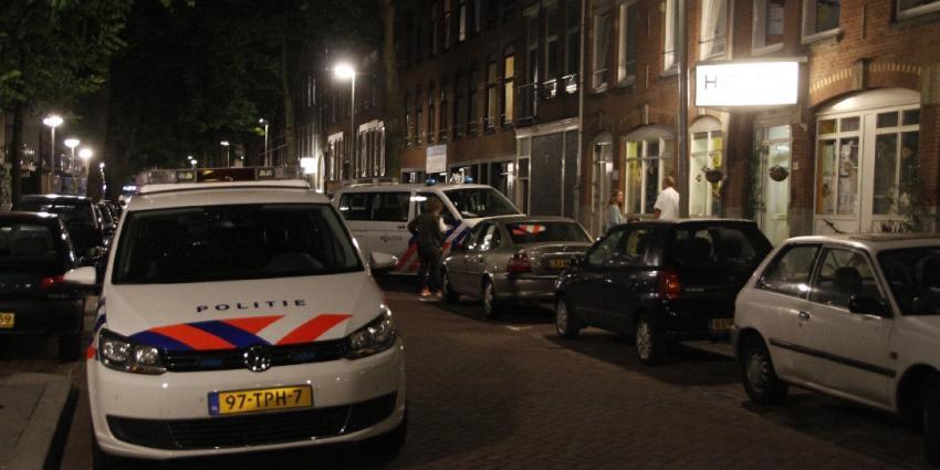 Gewapende overval op hostel in Rotterdam