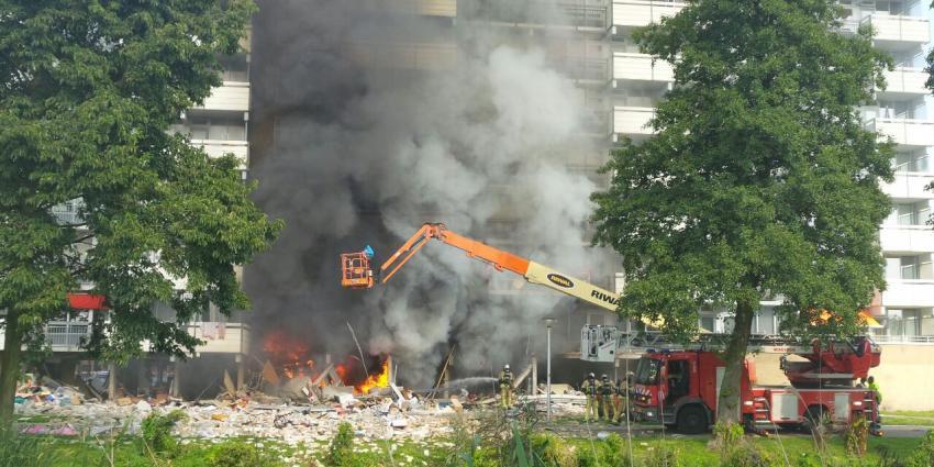 Eén van de vermisten explosie Diemen is medewerker woonstichting De Key
