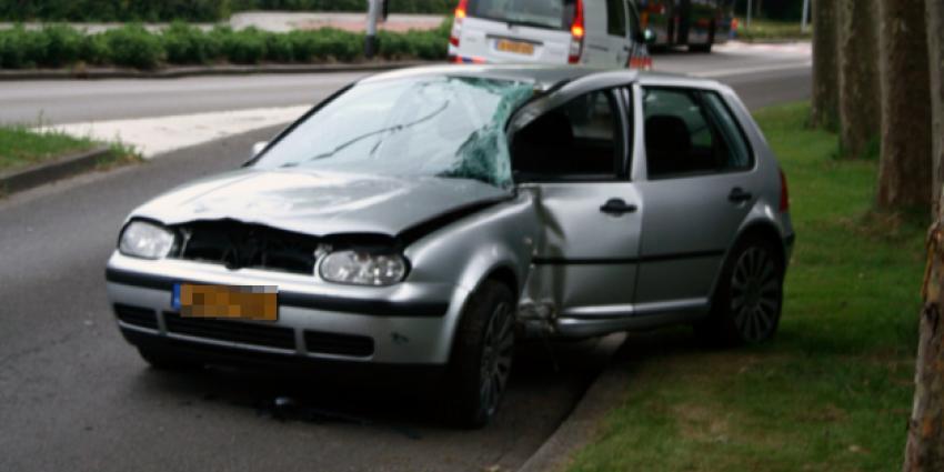 Gewonde bij ongeval in Groningen