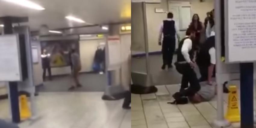 Steekpartij station Leytonstone een 'terroristische daad'