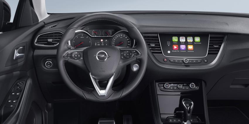 Nieuwe Opel Grandland X