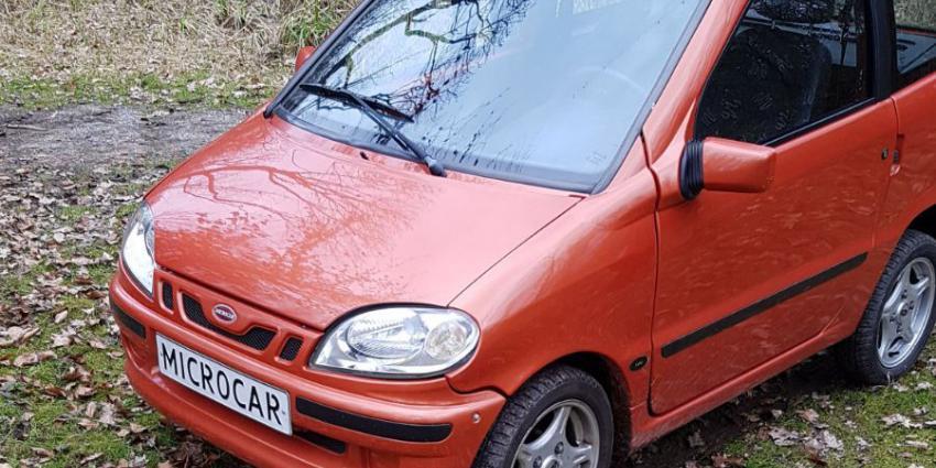 Gestolen 45 km auto teruggevonden in Delfzijl