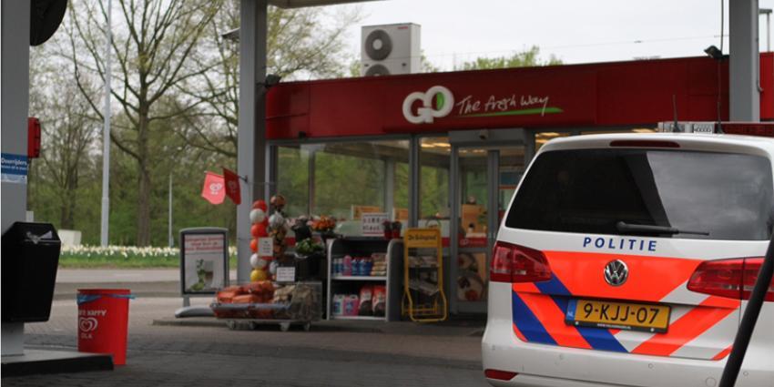 Overval op tankstation in Eindhoven | Hendriks Multimedia