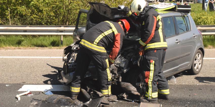 Tweede ongeval A28 Pesse