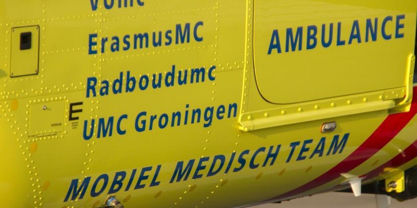 traumahelikopter, anwb