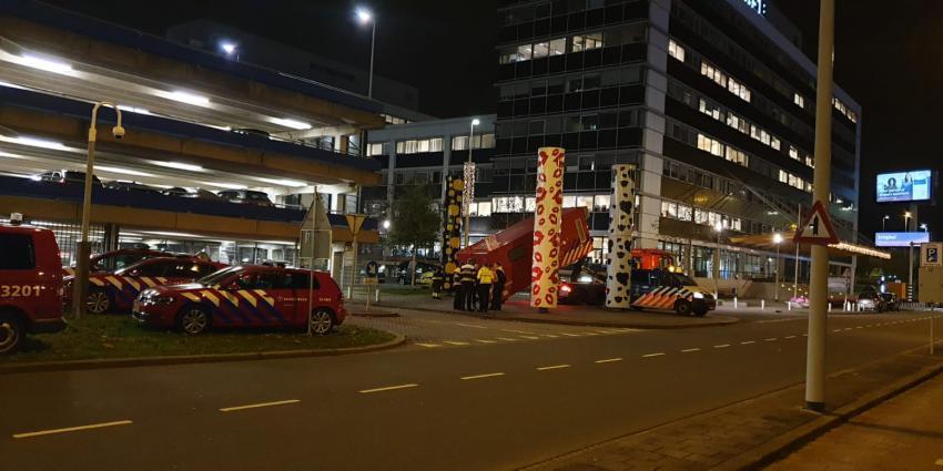 Verdachte situatie Schiphol