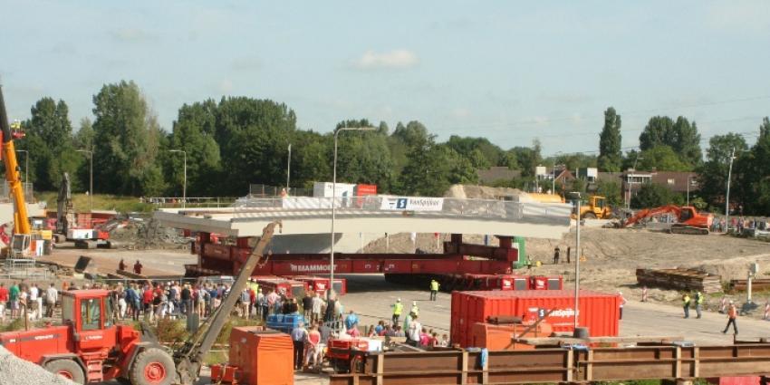 Foto van viaduct   Bert van den Berg