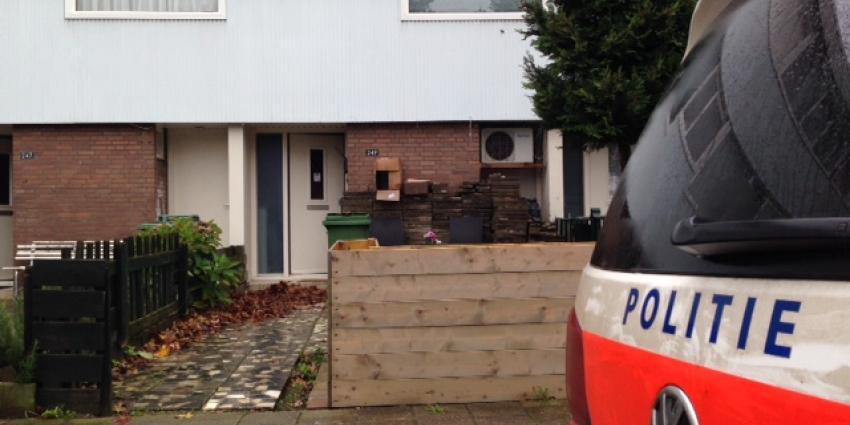 Foto van huiszoeking Plutolaan in Roermond - Ingezonden