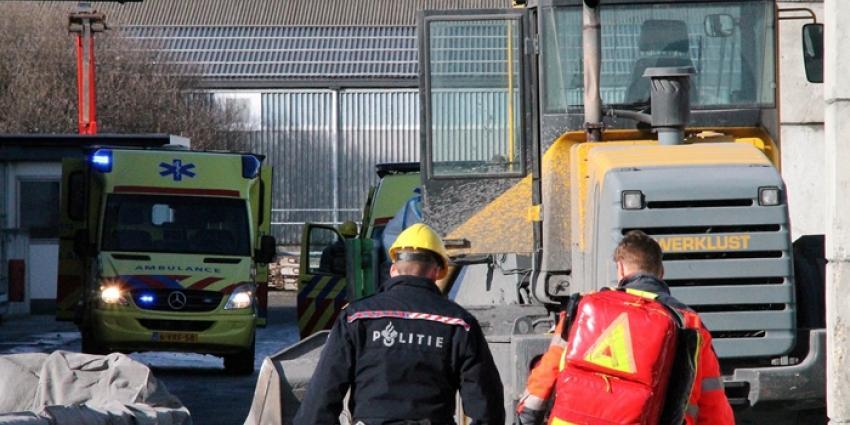 Arbeidsongeval bij aluminiumsmelter in Farmsum