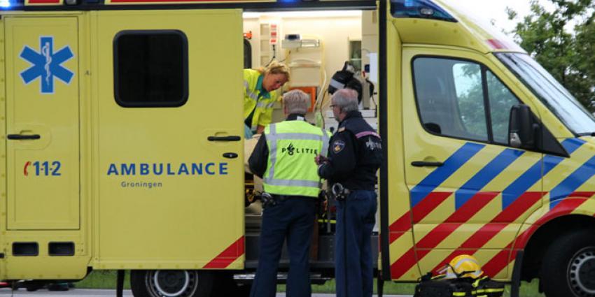 Foto van ongeval in Wagenborgen | MV Blik op Nieuws