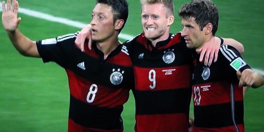 69 minuten, voetbal, Duitsland