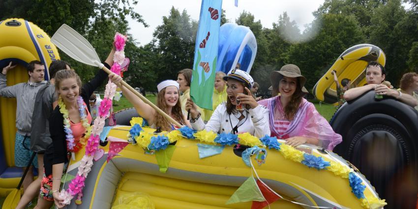 Rubberboot Missie groot succes