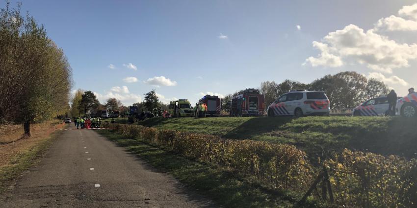 Zwaar gewonde bij aanrijding in Veghel