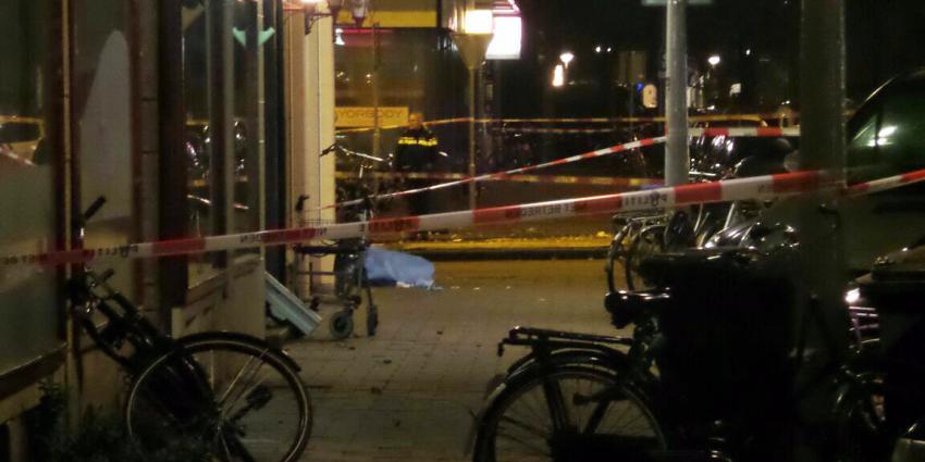Dode bij schietpartij in Amsterdam