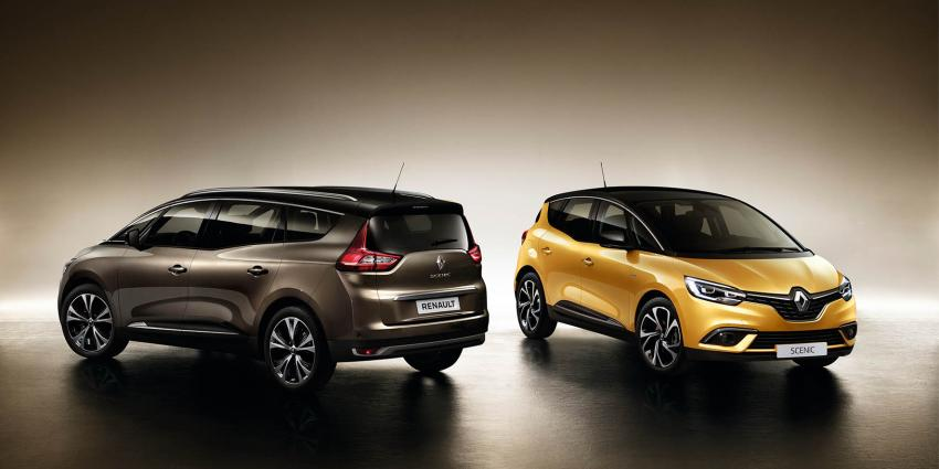 Onthulling Renault Grand Scénic: stijlvol ruimtewonder