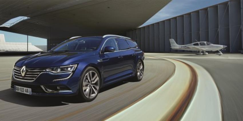 Renault onthult nieuwe Talisman Estate