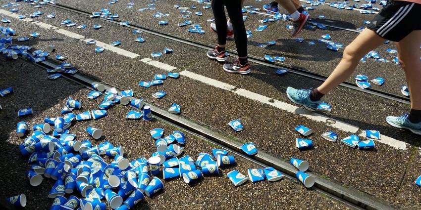 Tien tot vijftien mensen onwel bij 10K Run in Amsterdam