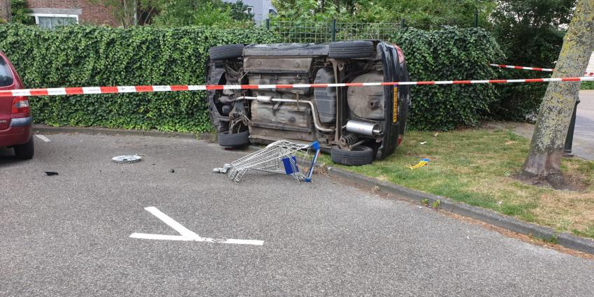 Foto van ongeval in Appingedam