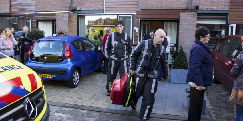 Foto van brand in Vlaardingen | Flashphoto | www.flashphoto.nl