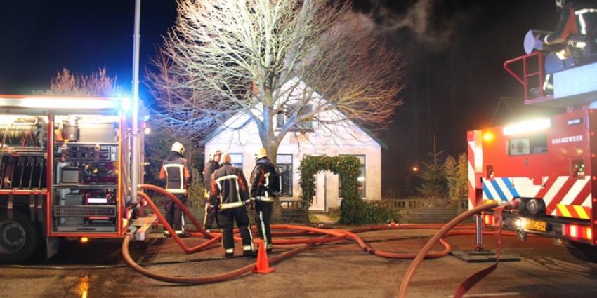 Foto van brand in Woldendorp | MV Blik op Nieuws