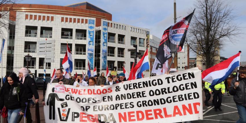 Meerdere demonstraties in hoofdstad