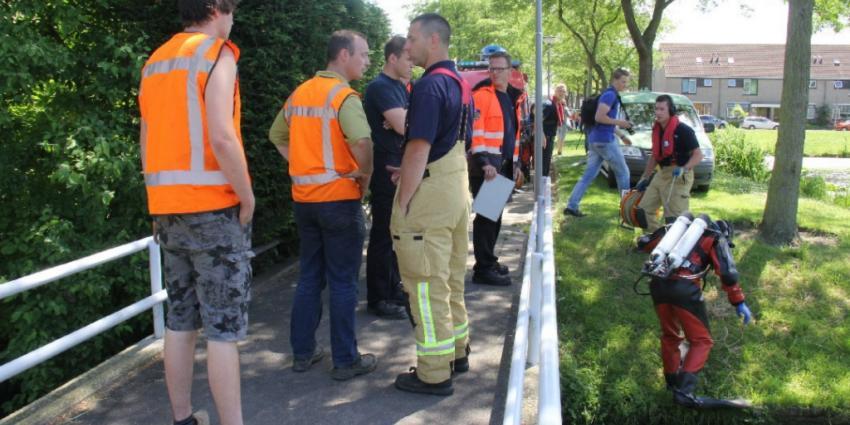Foto van zoektocht naar vermiste peuter | Flashphoto | www.flashphoto.nl