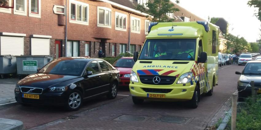 Gewonde door aanval met bijl in Groningen