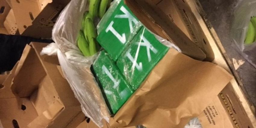 Bijna 4000 kg cocaïne in loods aangetroffen