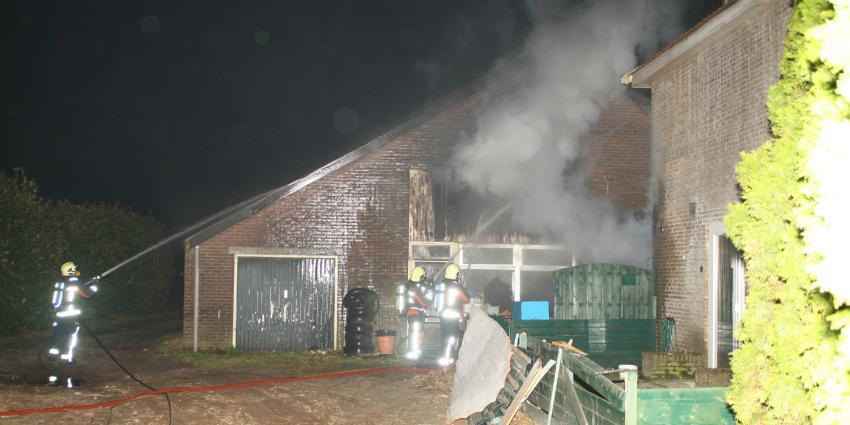 Woningbrand Hoogeveen zorgt voor forse schade