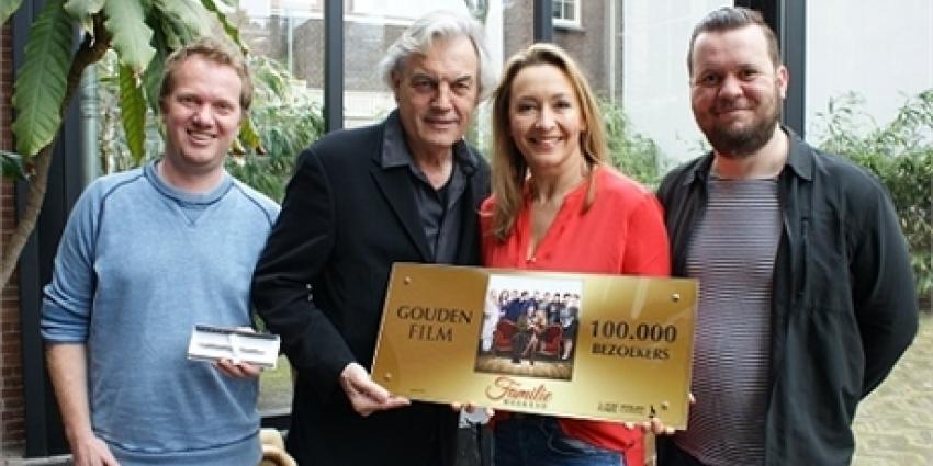 Gouden film voor Familieweekend