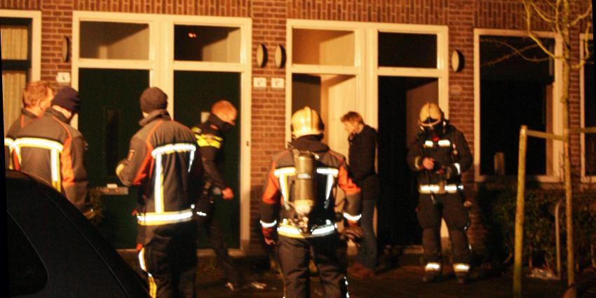 Dode bij brand in Groningen
