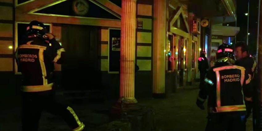 Tientallen gewonden na instorten plafond in discotheek